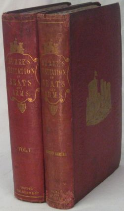 A VISITATION OF THE SEATS AND ARMS OF THE NOBLEMEN AND GENTLEMEN OF GREAT BRITAIN (4 Vols in 2).